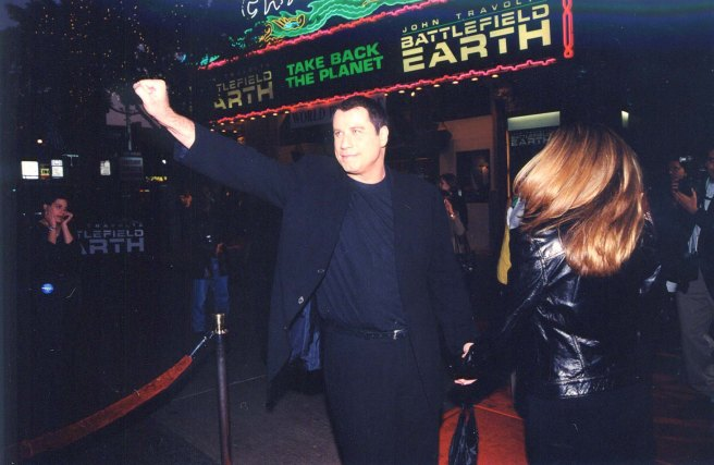 Battlefield Earth Premiere