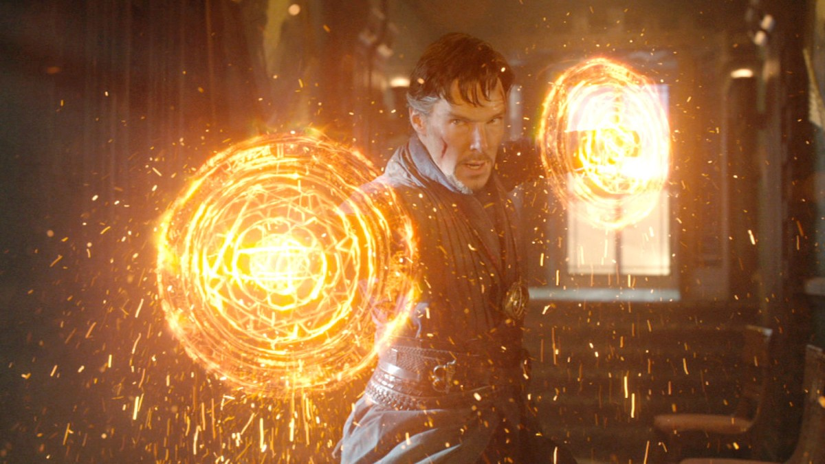 Review Doctor Strange 2016 The Corvid Review
