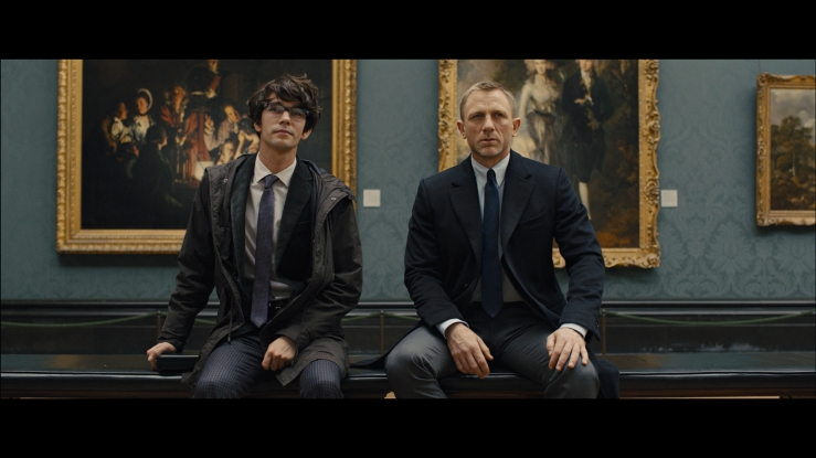 James Bond: Skyfall (2012) Blu-ray Screenshot