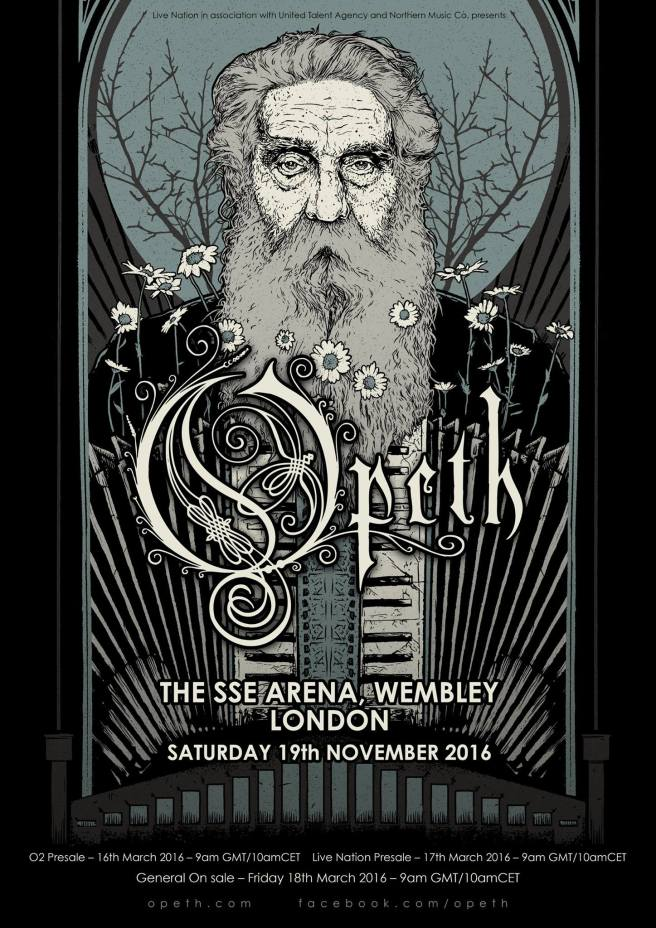 opeth-wembley