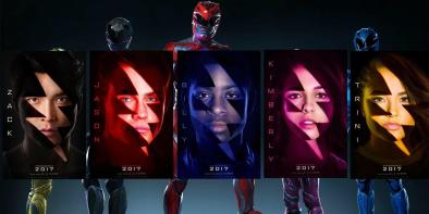 Image result for 2017 power rangers