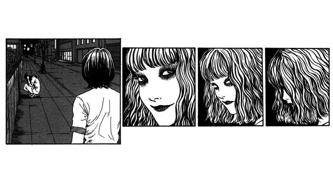 Junji Ito Ribs Woman The Corvid Review (2)