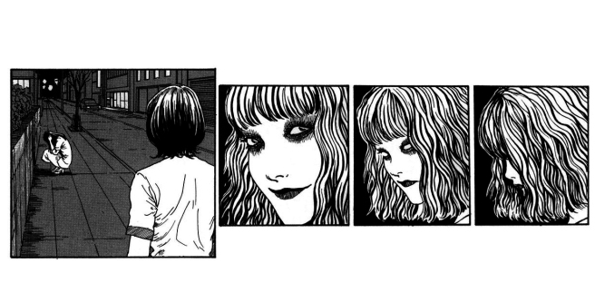 Junji Ito Ribs Woman The Corvid Review (2)