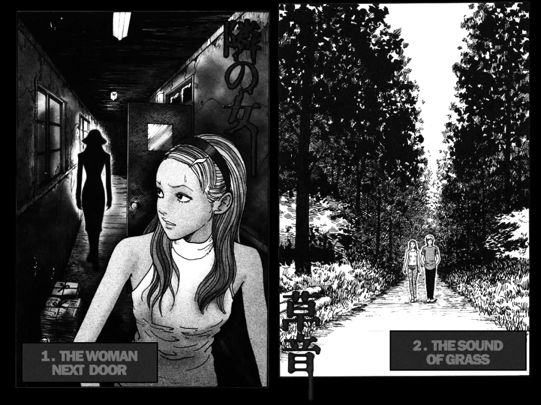 Mimi no Kaidan Mimi's Ghost Stories The Corvid Review 2