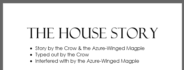 The In-House Story