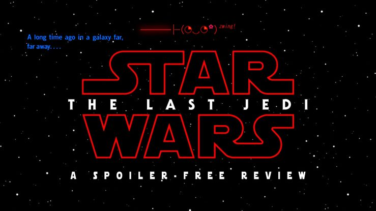 The Corvid Review - The Last Jedi