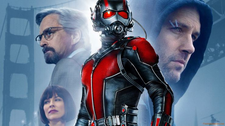 Ant-Man The Corvid Review review placer