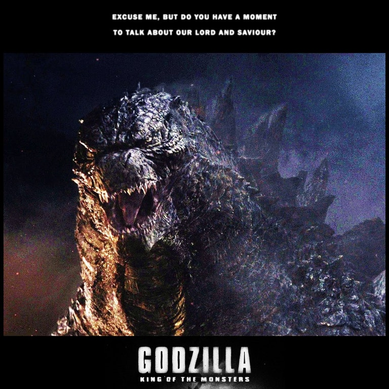 The Corvid Review Excuse me but have you heard Godzilla King of the Monsters preview