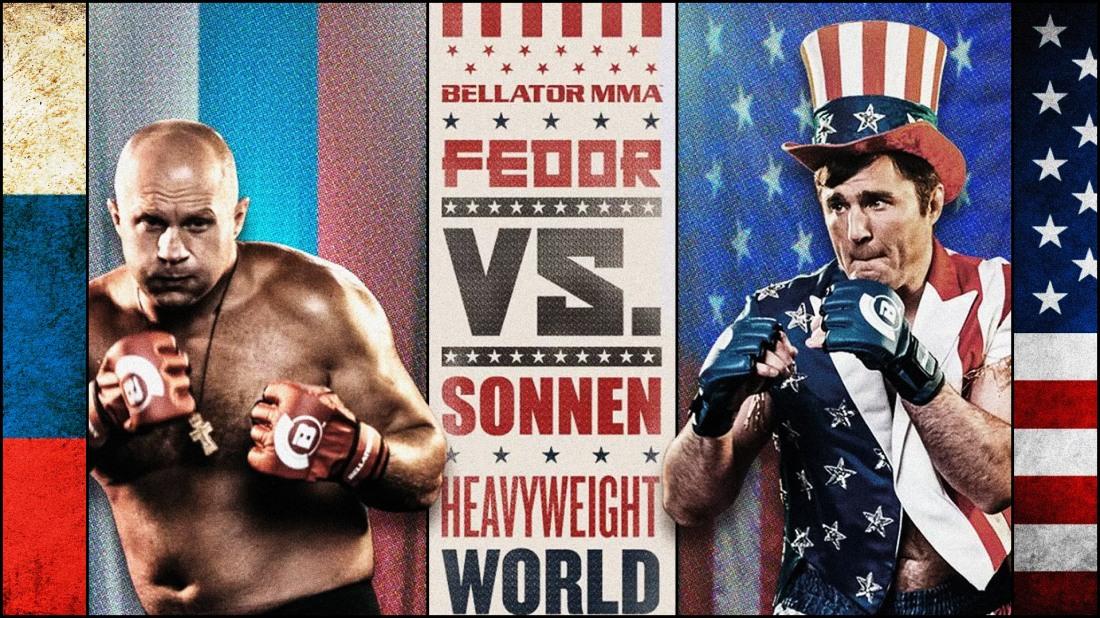 The Corvid Review - Bellator 208 - Fedor vs Sonnen