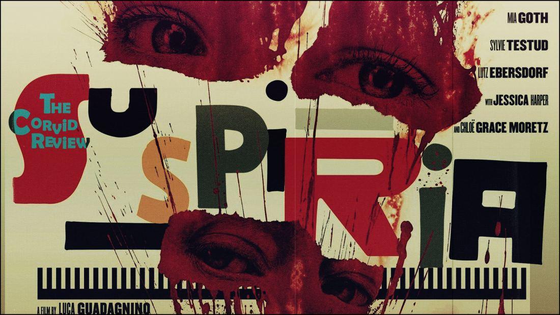 The Corvid Review - Suspiria