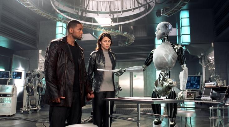 I, Robot [2004]