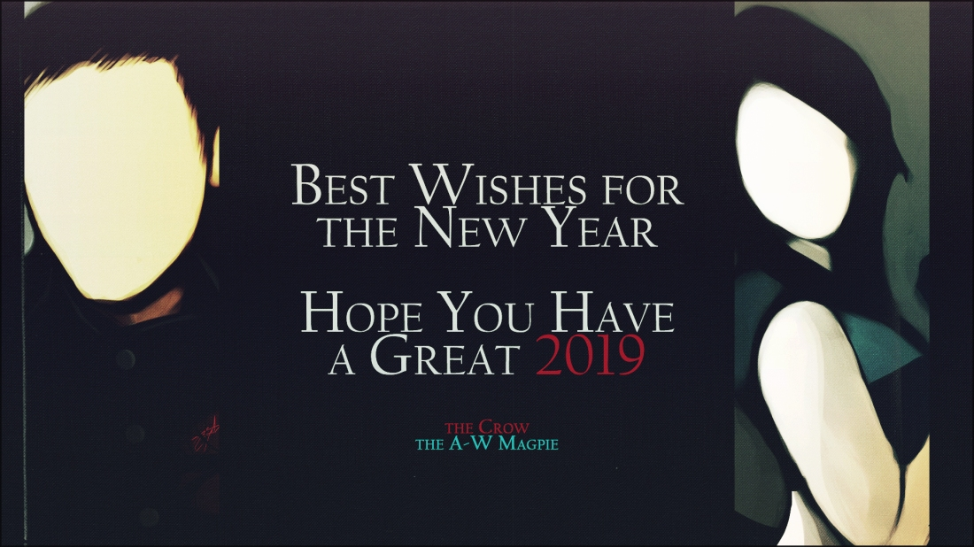 The Corvid Review - Best Wishes for 2019 - iMTRjRC