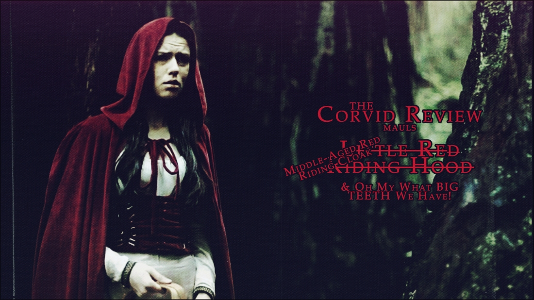 the corvid review - little red riding hood - middle-aged red riding cloak - qc7pav8
