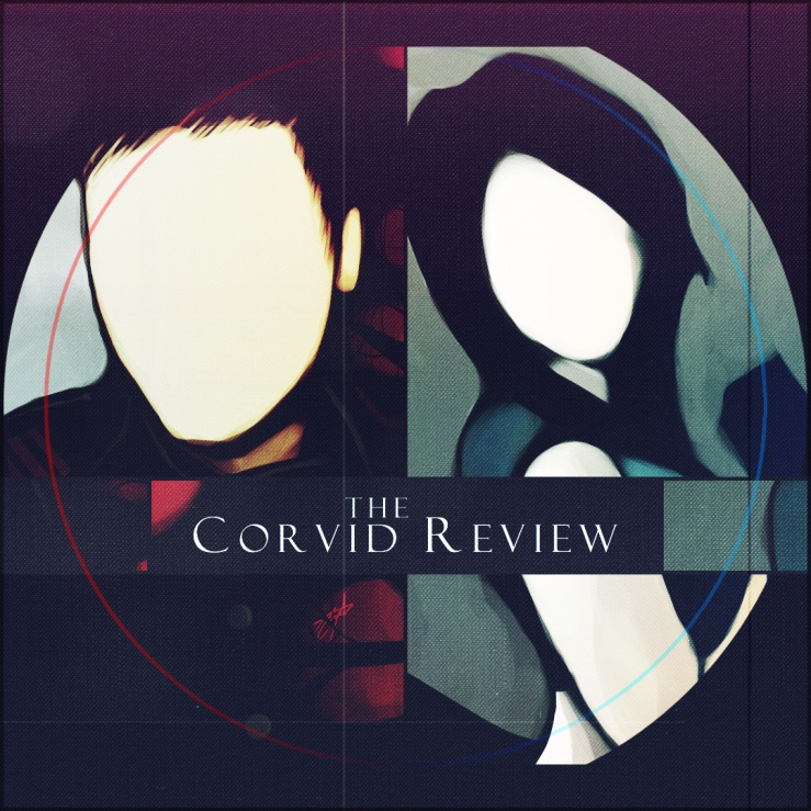 the corvid review - social media banner - jjeccms