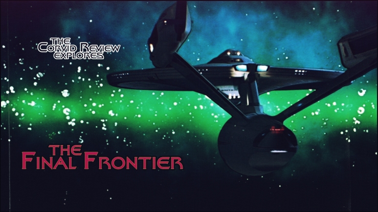 the corvid review - star trek month star trek the final frontier - sjw2lzx