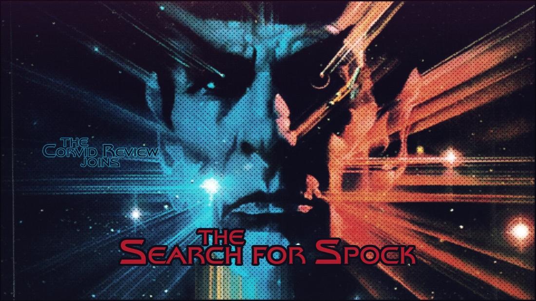 the corvid review - star trek month star trek the search for spock - mhkbi8x