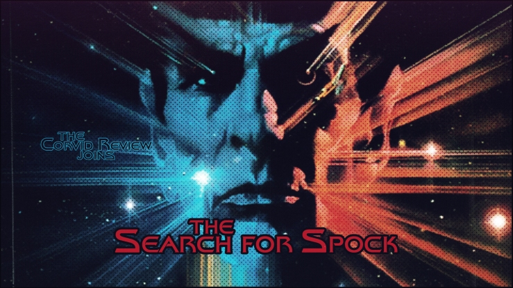 the corvid review - star trek month star trek the search for spock - mhkbi8x