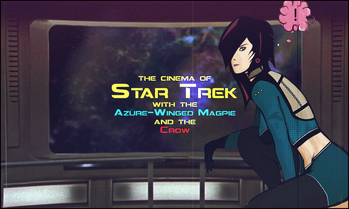 the corvid review - star trek month the magpie intro - veghade