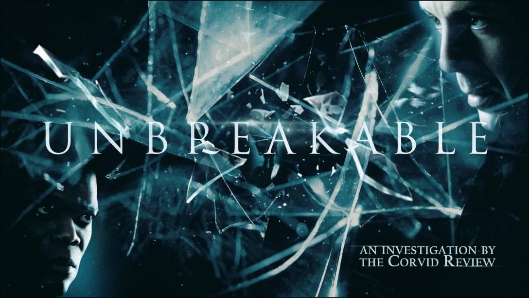 Analysis Review Unbreakable 2000 Shyamalan S Best Work And One Of The Greatest Superhero Movies Ever Made The Corvid Review