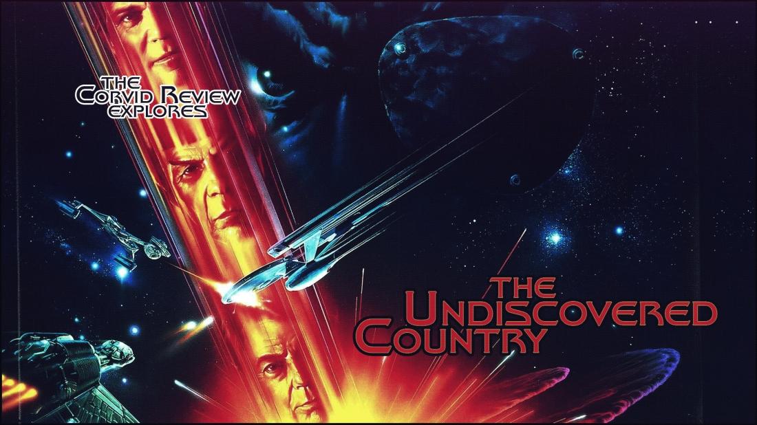 The Corvid Review - Star Trek Month Star Trek The Undiscovered Country - 1mHCxvZ