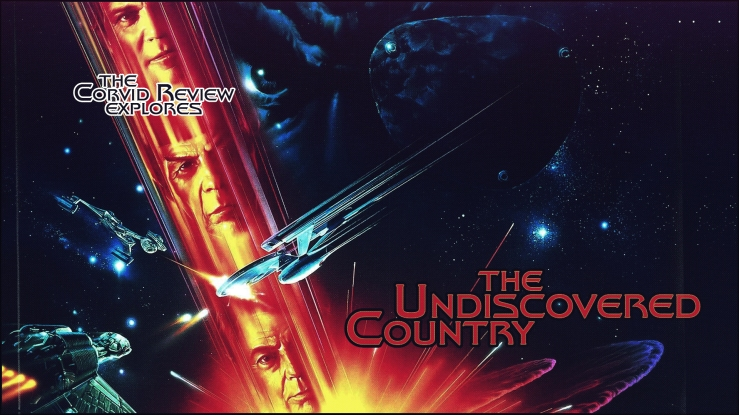 The Corvid Review - Star Trek Month Star Trek The Undiscovered Country - 1mHCxvZ