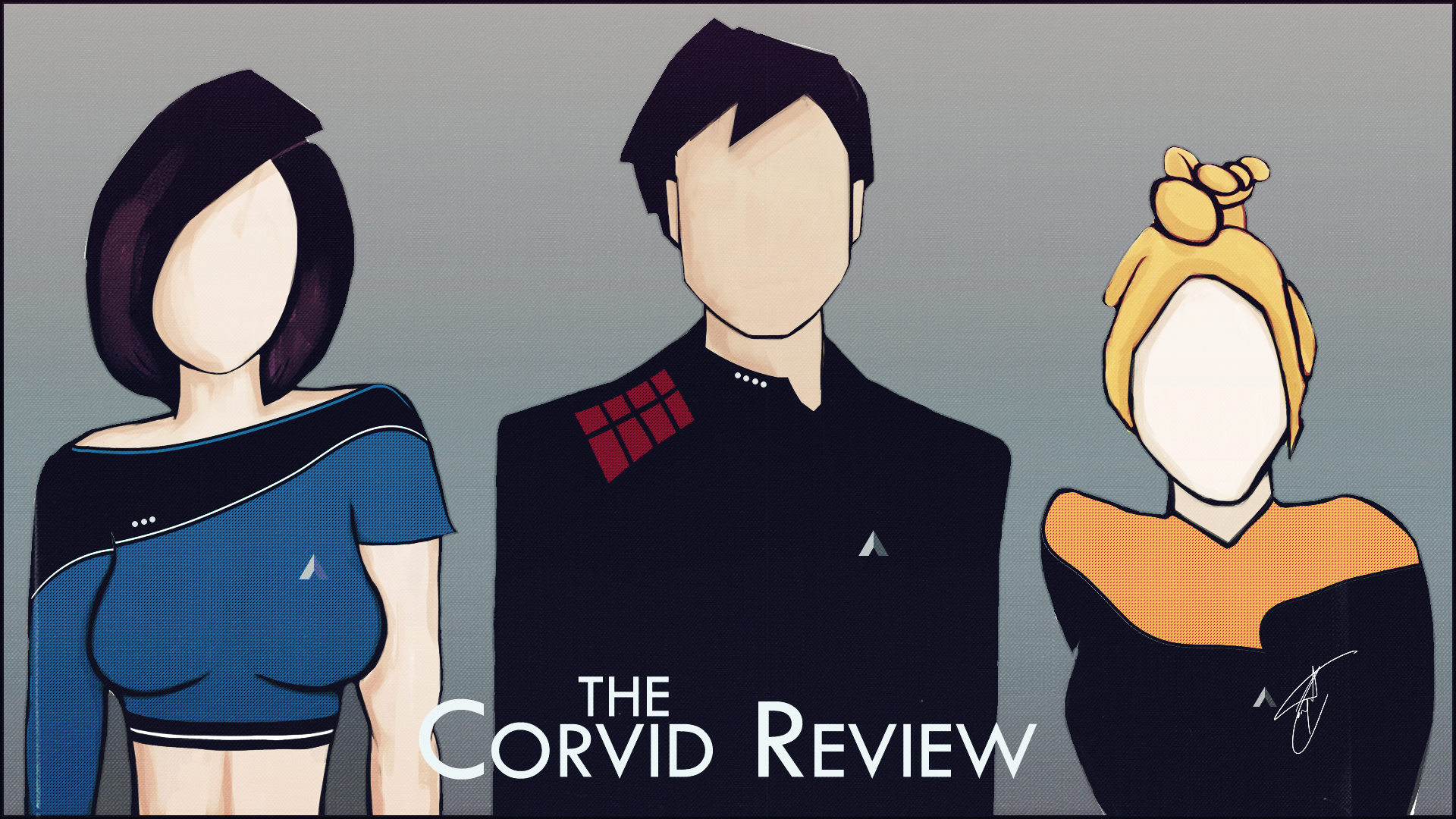 The Corvid Review - 2019 Cover mid with Maja - 2UDbzL3
