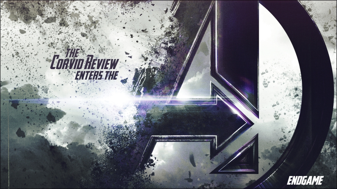 The Corvid Review - Godzilla Month - Avengers Endgame - Review - jU5zylm
