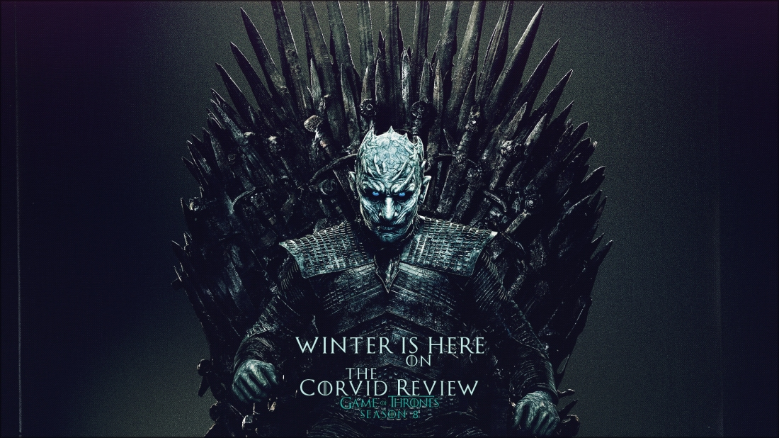 The Corvid Review - Godzilla Month - Game of Thrones Promo - m6HArJT