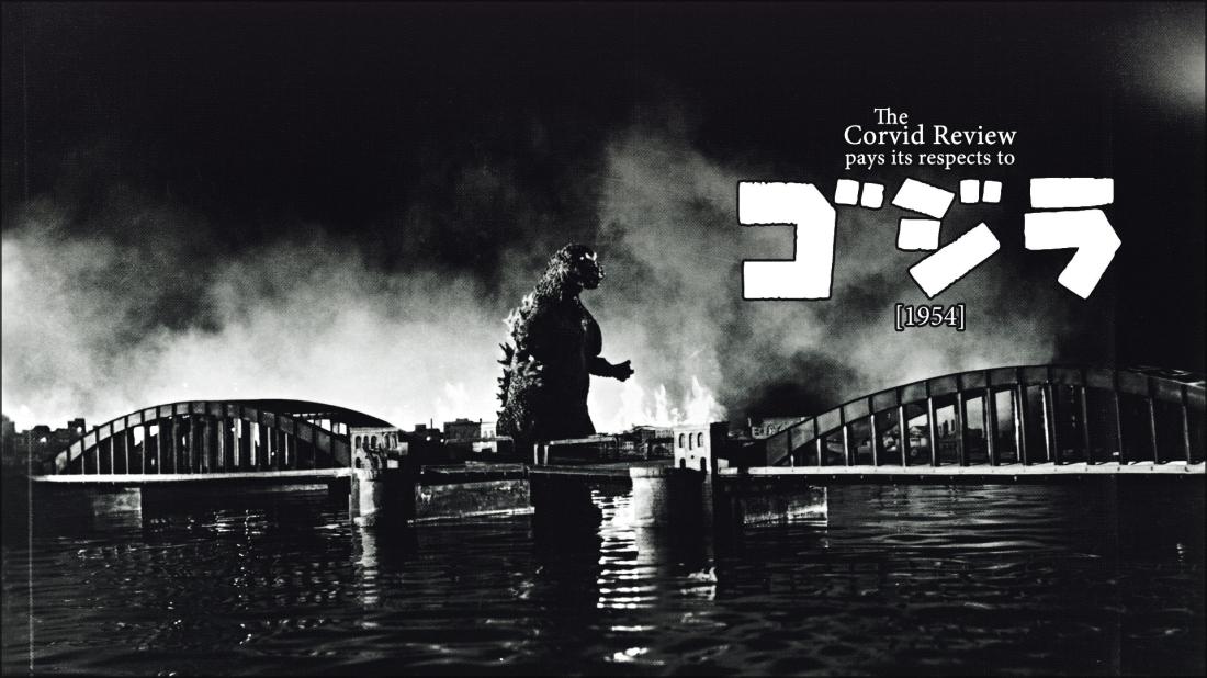 The Corvid Review - Godzilla Month - Gojira 1954 - tDs3gkd