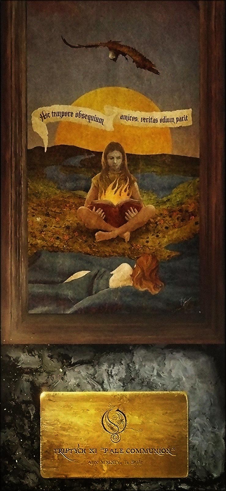 The Corvid Review - Pale Communion - WQaepyi