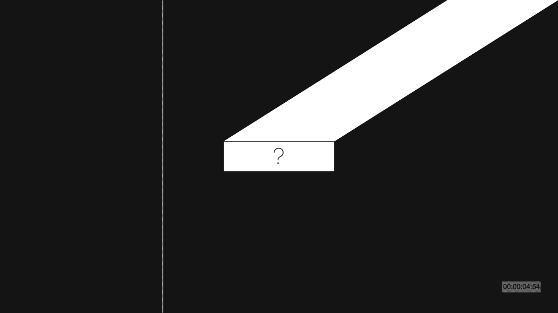 question mark corvidae